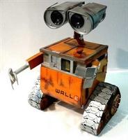 Wall-e Modeli Bilgisayar Kasas