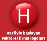 H Harfiyle Başlayan Vektörel Logolar
