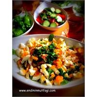 Yumurta Salatası -Endi'nin Mutfağı