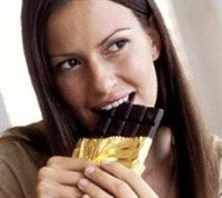 Siyah Çikolata Vücudun Dostu