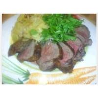 Fırında Baharatlı Biftek Tarifi Buyrun