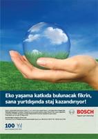 Bosch tan Yaşam İçin Teknoloji Yarışması