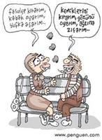 Gülme Garantili Karikatürler