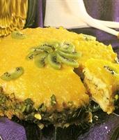 Kayısı Kremalı Pasta