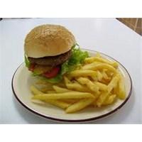 Ev Yapımı Cheeseburger Tarifi