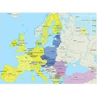 Ms 1000 Den Günümüze Avrupa Haritası