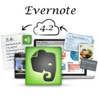 Popüler Uygulama Evernote Güncellendi