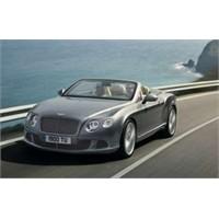 Ötv'nin Artışı Bentley'in Fiyatını Uçurdu