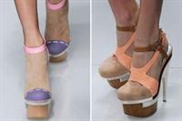 2010 Modeli Yazlık Çok Şık Ayakkabılar