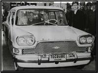 İlk Yerli Türk Arabası Devrim