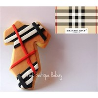 Pink Boutique Bakery-burberry Kids&baby Cookie
