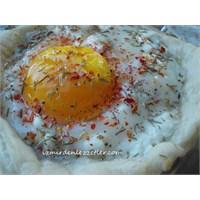 Milföy Kasede Peynirli Yumurta