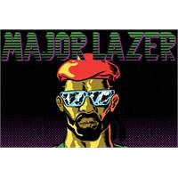 Major Lazer'den T-shirt Tasarım Yarışması