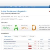 Site Hızı Ve Performansı Ölçme