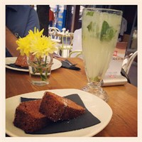 Vitosha Street Cafe