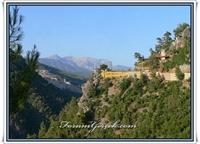 Antalya Ve Alanya Arasındaki Eşşiz Doğa Harikası -