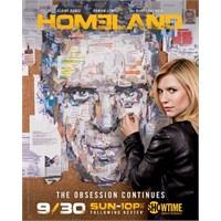 Homeland 2.Sezondan İlk Uzun Fragman