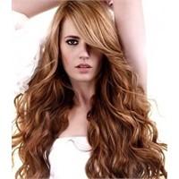 Uzun Saçlı Bayan Modelleri 2012