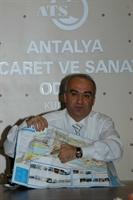 """Atso Başkanı Özgen: """"antalya'yı Expo 2017 İle Taçl"""