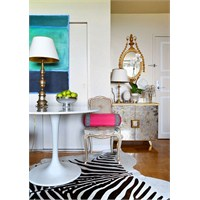 Dekorasyonda Zebra Postlar