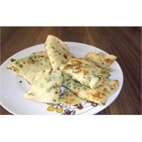 Mısır Unlu Peynirli Krep Tarifi