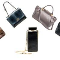 Lanvin 2014 Kış Modelleriyle Çantalar