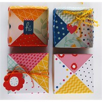 Origami İle Pratik Kutu Yapımı