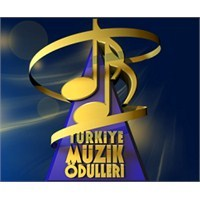 Türkiye Müzik Ödülleri Adaylarım