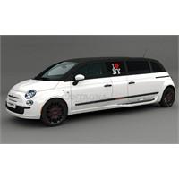 Fiat 500'den Limuzin Olur Mu? Olur!