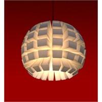 Barbara Ten Bhomer'dan Paper Lamp Sarkıt