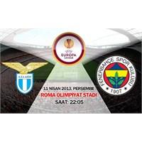 Lazio 1 – 1 Fenerbahçe ( 11/04/2013 )
