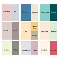 Marshall Renk Kataloğu 2012
