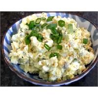 Salatalar .. Mayonezli Kereviz Salatası