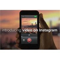 İnstagram'in Video Paylaşım Özelliği Doğrulandı!