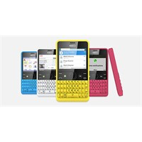 "Nokia Ucuz Telefonunu Tanıttı "" Nokia Asha 210 """
