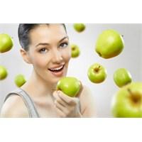 Elma İle Zayıflayın