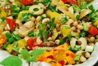 Mantarlı Börülce Salatası