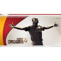 "Google Chrome ""Didier Drogba"" Teması"
