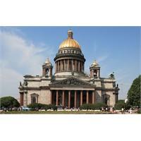 Saint İsac Katedrali - Saint Petersburg