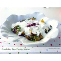 Diyet Fasulye Salatası