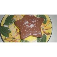 Fazlıkızı Çikolata Soslu Yıldız Tatlı(Özel Tarif)