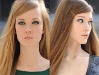 Düz Saçların Bakımının 10 Yolu