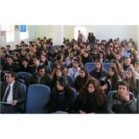 Akhisar İşkur, Öğrencilerle Buluştu