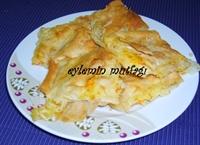 Artan Pilavdan Börek