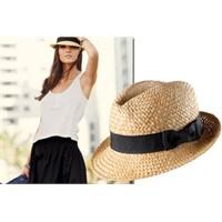 Sezonun Modası, Hasır Şapkalar