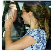Kate Middleton: Seraphine Elbise