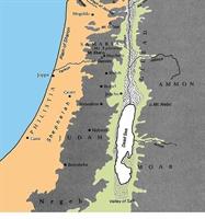 Sodom Ve Gomorra Şehirler