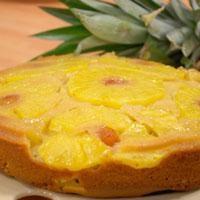 Ananaslı Kek Tarifi...