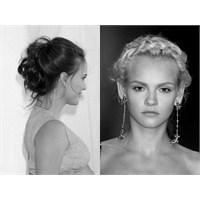 İlham Alınası Günlük Saç Modelleri