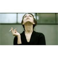 Sigara Kadınların Sosyal Statü Aracı